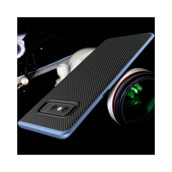 Гибридный чехол накладка Armor для Samsung Galaxy Note 8 blue