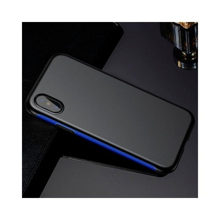 Panzer Blue чехол накладка для iPhone X