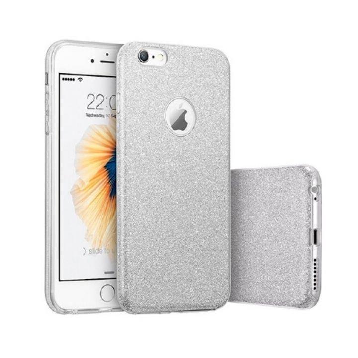 Чехол накладка Amazing silver для iPhone 8 Plus