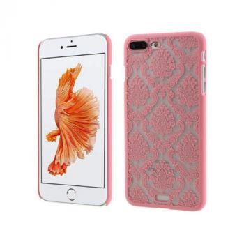 Яркий чехол накладка Damask Vintage для iPhone 7 Plus rose
