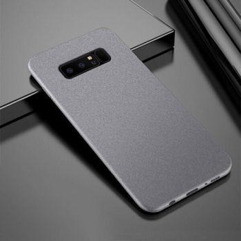 Привлекательный чехол бампер Pollen для Samsung Galaxy S10 Plus серый