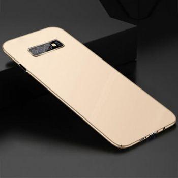 Soft Gold чехол накладка для Samsung Galaxy S10