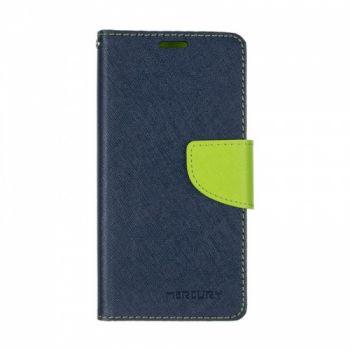 Чехол книжка Cover от Goospery для Samsung J330 (J3-2017) синий