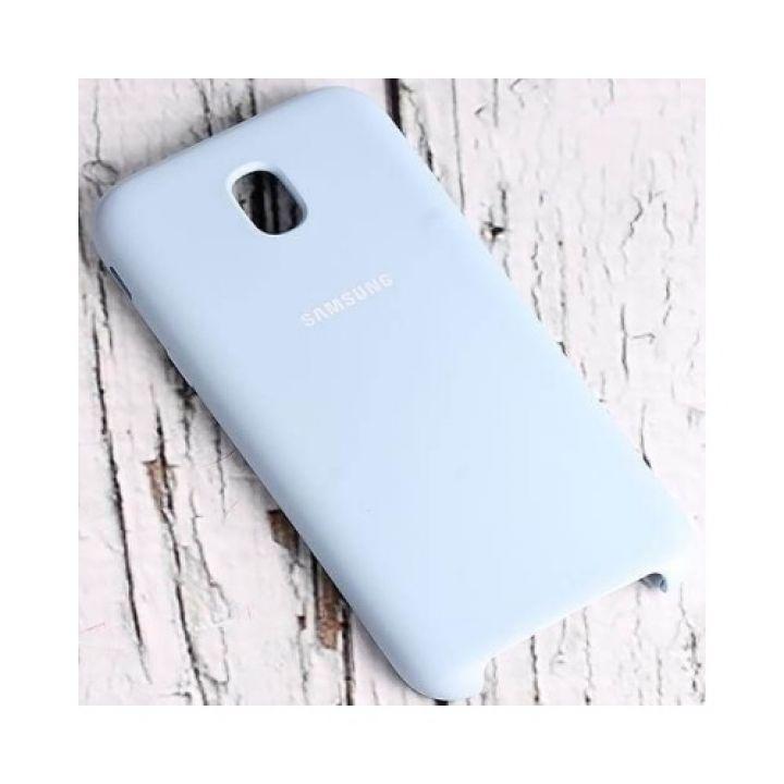 Чехол бампер S-Cover бирюзовый для Samsung Galaxy J730 2017 оригинал