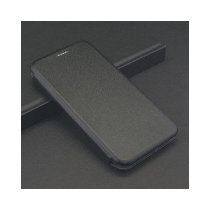 Элегантный чехол флип Luxury для Samsung Galaxy S9 black