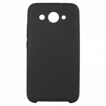 Оригинальный чехол накладка Soft Case для Huawei P20 Lite черный