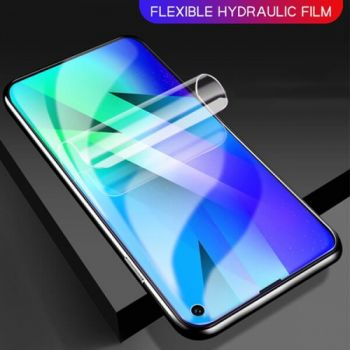 Антиударная защитная пленка для телефона Samsung Galaxy S10