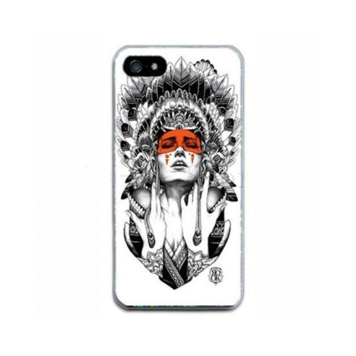 Чехол-пенал Tracery для iPhone 5/5S Tribe