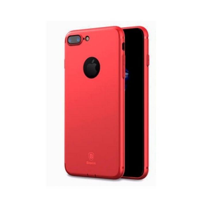 Красный чехол накладка UltraSlim для iPhone 7 Plus