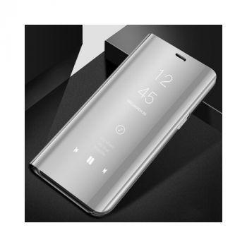 Серый чехол книжка под оригинал для Samsung Galaxy s10