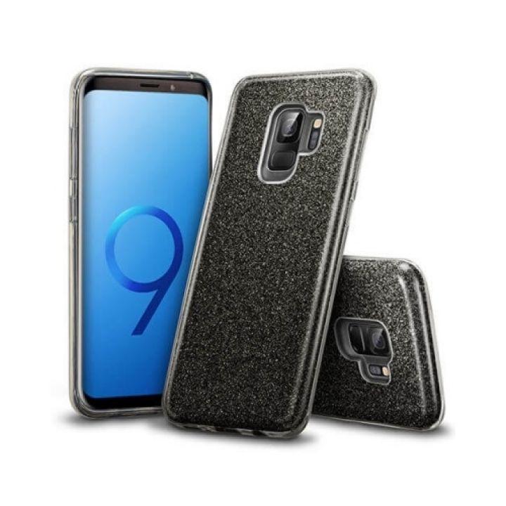 Чехол накладка черный Be Amazing для Samsung Galaxy S9