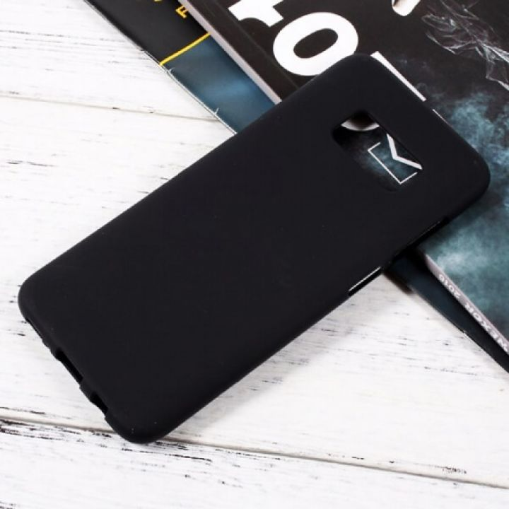 Тонкий чехол бампер Ultra Slim для Samsung Galaxy S8