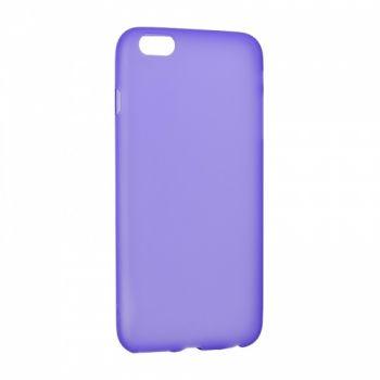Оригинальная силиконовая накладка для iPhone 6 Plus фиолетовый