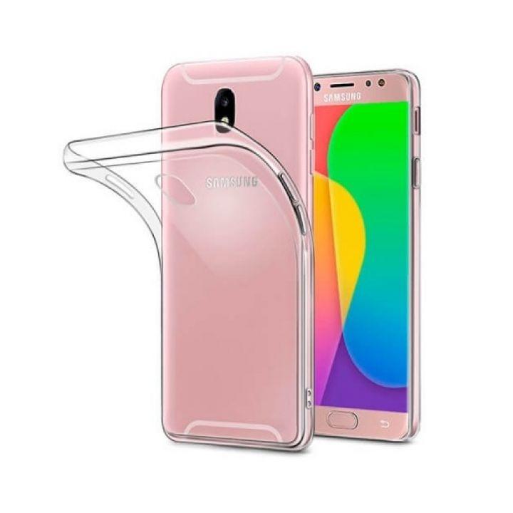 Тонкий силиконовый чехол накладка для Samsung Galaxy J330 2017