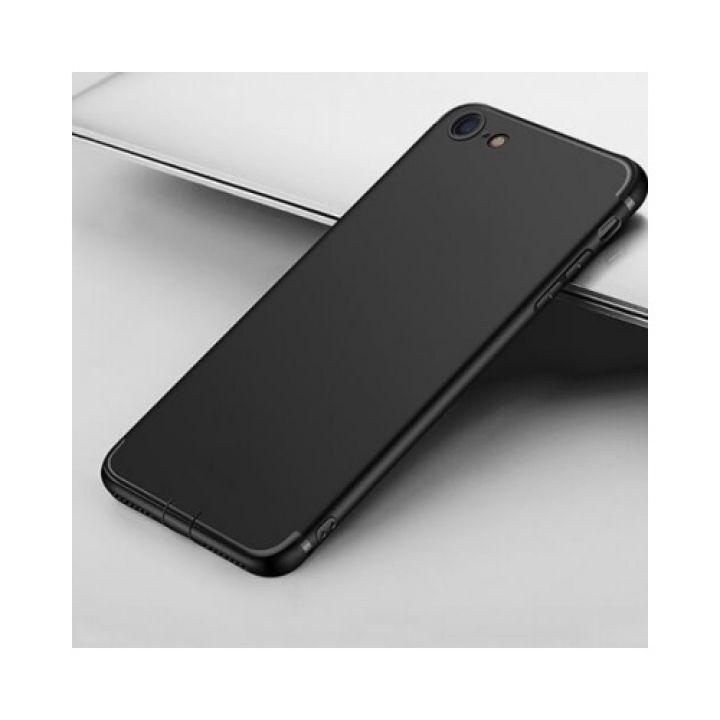 Тонкий силиконовый чехол накладка UltraSlim для iPhone 8