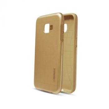 Чехол пенал Armor для Samsung Galaxy A3 2016 gold