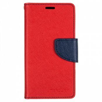 Чехол книжка из материи о Goospery для Huawei Y3 II красный