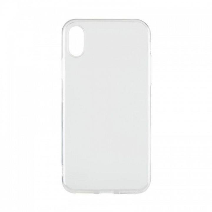 Прозрачный силиконовый чехол Thin Air для iPhone XS Max