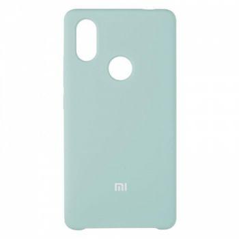 Оригинальный чехол накладка Soft Case для Xiaomi Mi8 SE Ocean Mint
