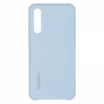 Оригинальный чехол накладка Soft Case для Huawei P20 Pro Lilac