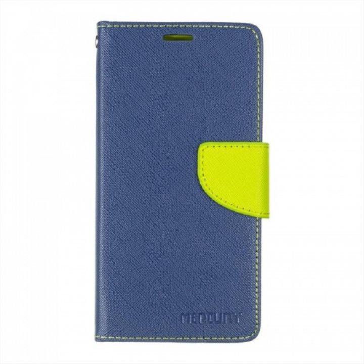 Чехол книжка Cover от Goospery для Xiaomi Redmi 3 синий