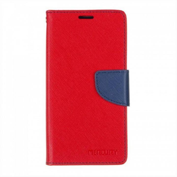 Чехол книжка Cover от Goospery для Xiaomi Redmi 3 красный