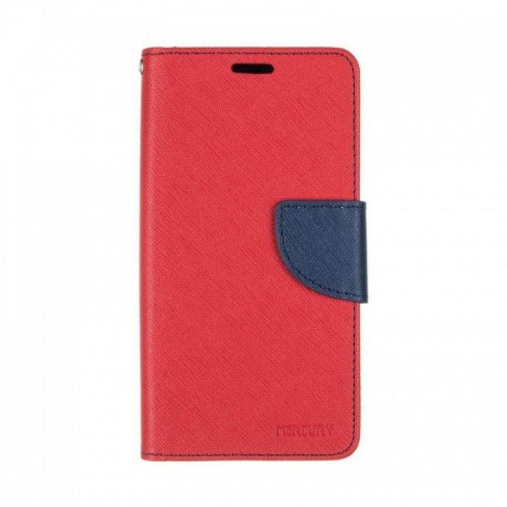 Чехол книжка Cover от Goospery для Xiaomi Redmi 4 Prime красный