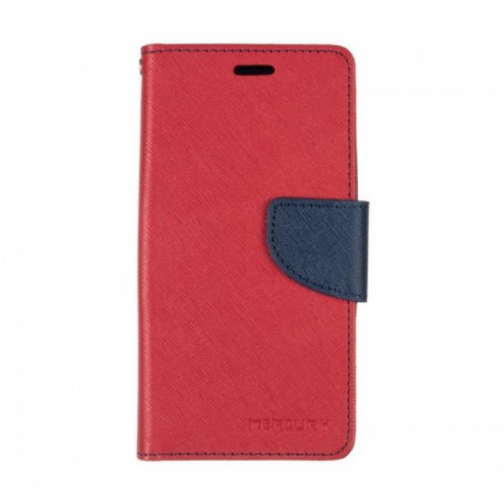 Чехол книжка Cover от Goospery для Xiaomi Redmi 4x красный