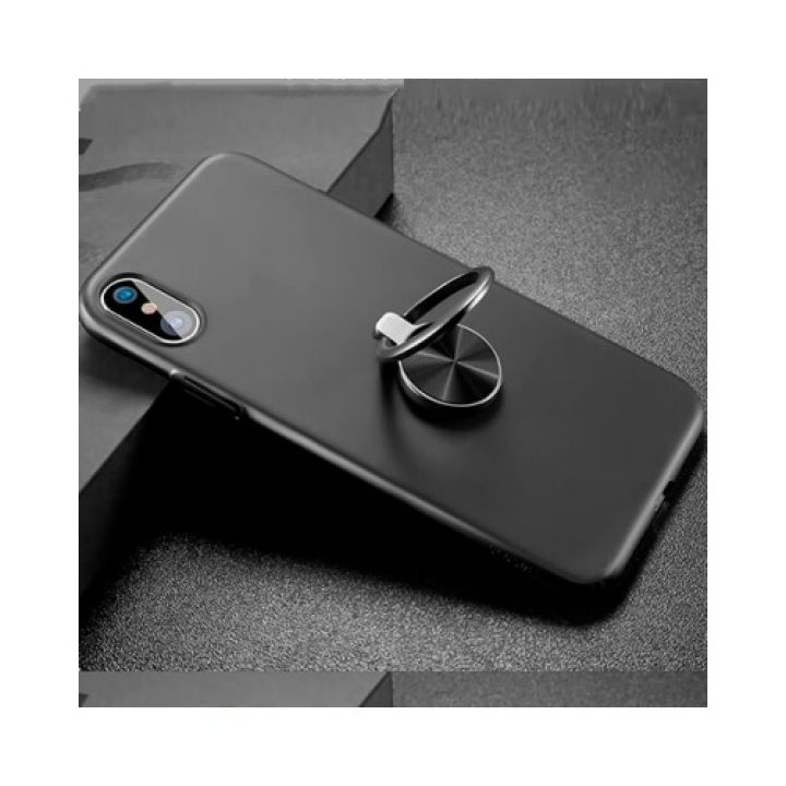 Чехол пенал Magnetic Black для iPhone X