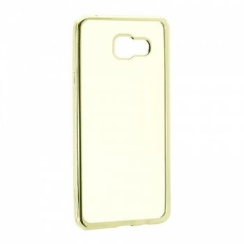 Cиликоновая накладка Air от Remax для Xiaomi Mi6 золото