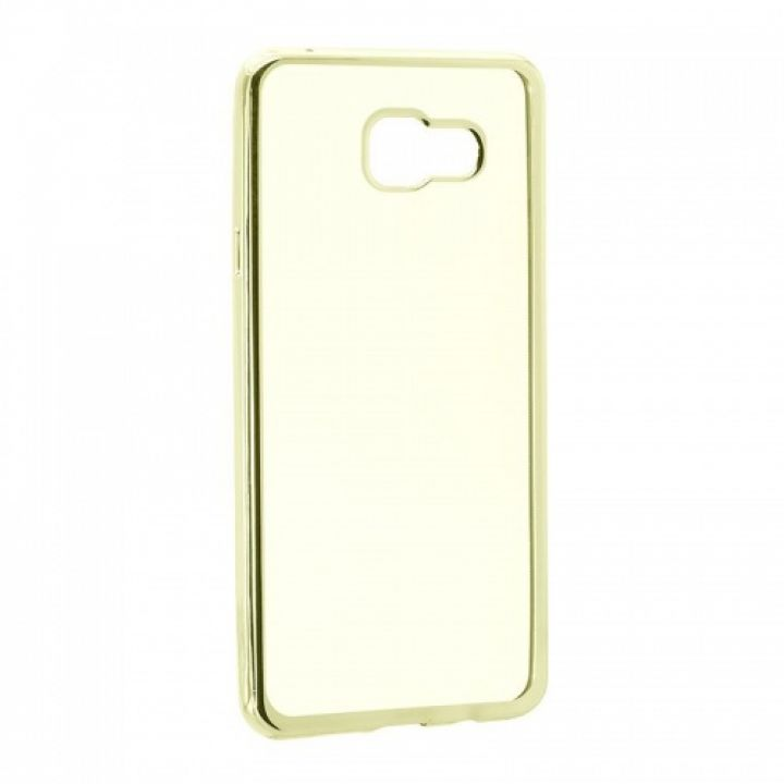 Cиликоновая накладка Air от Remax для Xiaomi Redmi 4a золото