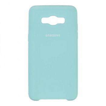 Оригинальный чехол накладка Soft Case для Samsung J510 (J5-2016) Ocean Mint