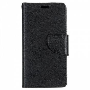 Чехол книжка из материи о Goospery для Huawei Y3 II черный