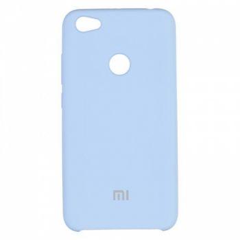 Оригинальный чехол накладка Soft Case для Xiaomi Redmi Note 5a Prime Lilac
