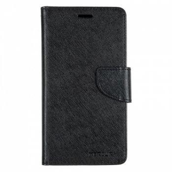Чехол книжка из материи о Goospery для Huawei GR5 черный