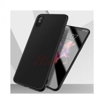 Ультратонкий силиконовый чехол накладка для iPhone X H&A