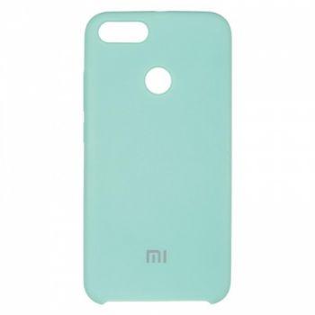 Оригинальный чехол накладка Soft Case для Xiaomi Mi5x/A1 Ocean Mint