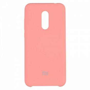 Оригинальный чехол накладка Soft Case для Xiaomi Redmi 5 Plus Pink