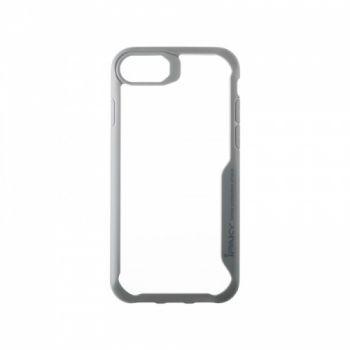 Силиконовый бампер Survival с прозрачной задней частью для iPhone 6 Plus/7 Plus Grey