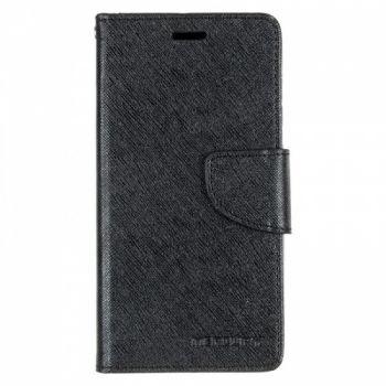 Чехол книжка из материи о Goospery для Huawei Y5 II черный
