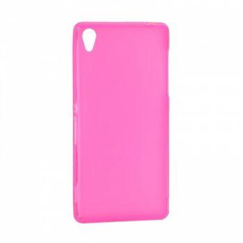 Оригинальная силиконовая накладка для Xiaomi Redmi 6a Pink