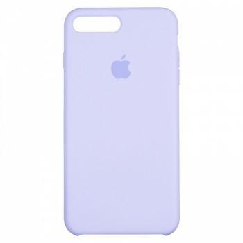 Оригинальный чехол накладка Soft Case для iPhone 7 Plus цвета лаванды