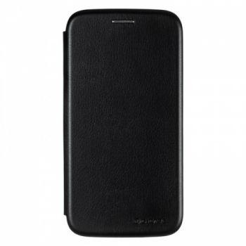 Чехол книжка из кожи G-Case Ranger для Samsung J600 (J6-2018) черный