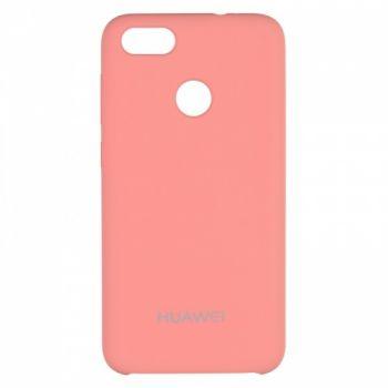Оригинальный чехол накладка Soft Case для Huawei Nova Lite розовый