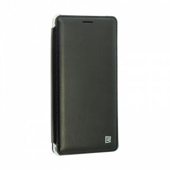 Чехол-книжка из натуральной кожи Pure для Samsung N930 (Note 7) черный