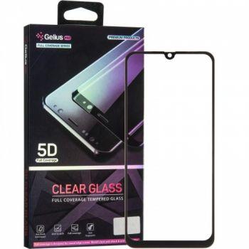 Защитное стекло Gelius Pro 5D Clear Glass для Samsung A50 черный