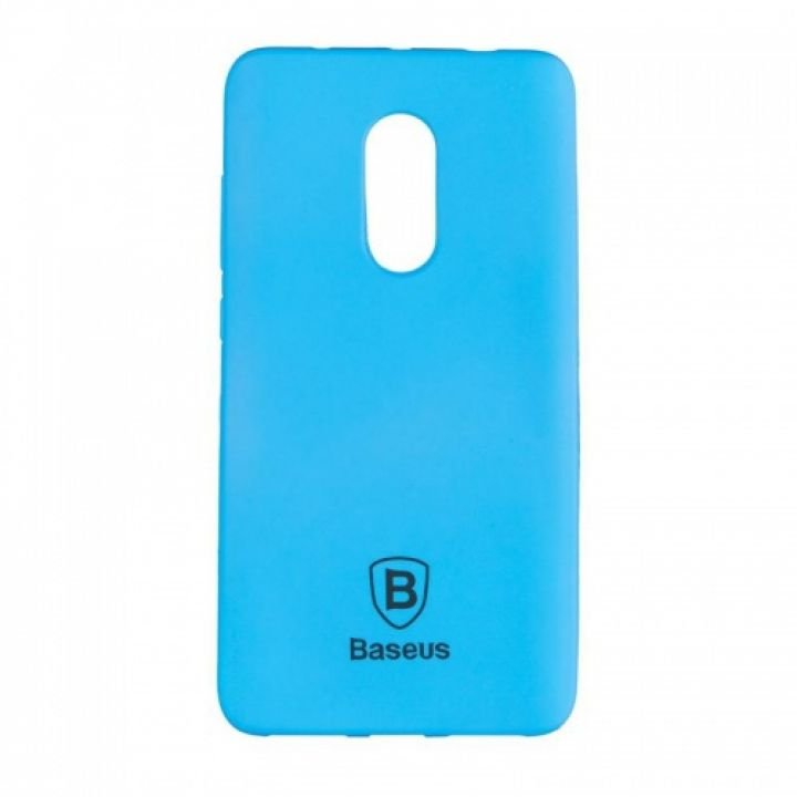 Яркий силиконовый чехол Colorit от Baseus для Xiaomi Mi5x/A1 синий