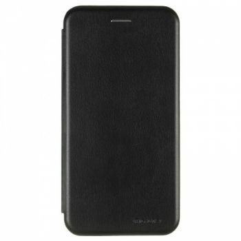 Чехол книжка из кожи Ranger от G-Case для Xiaomi Redmi Note 5/5 Pro черный