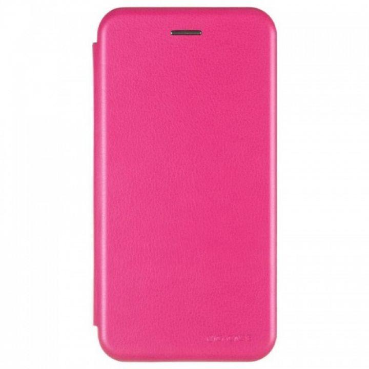 Чехол книжка из кожи Ranger от G-Case для Xiaomi Redmi Note 5/5 Pro розовый