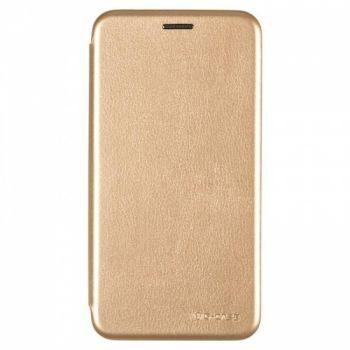 Чехол книжка из кожи Ranger от G-Case для Huawei Y5 II золото
